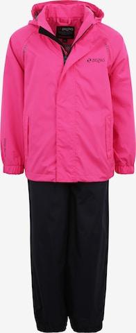 ZigZag Regenanzug 'Ophir' in Pink