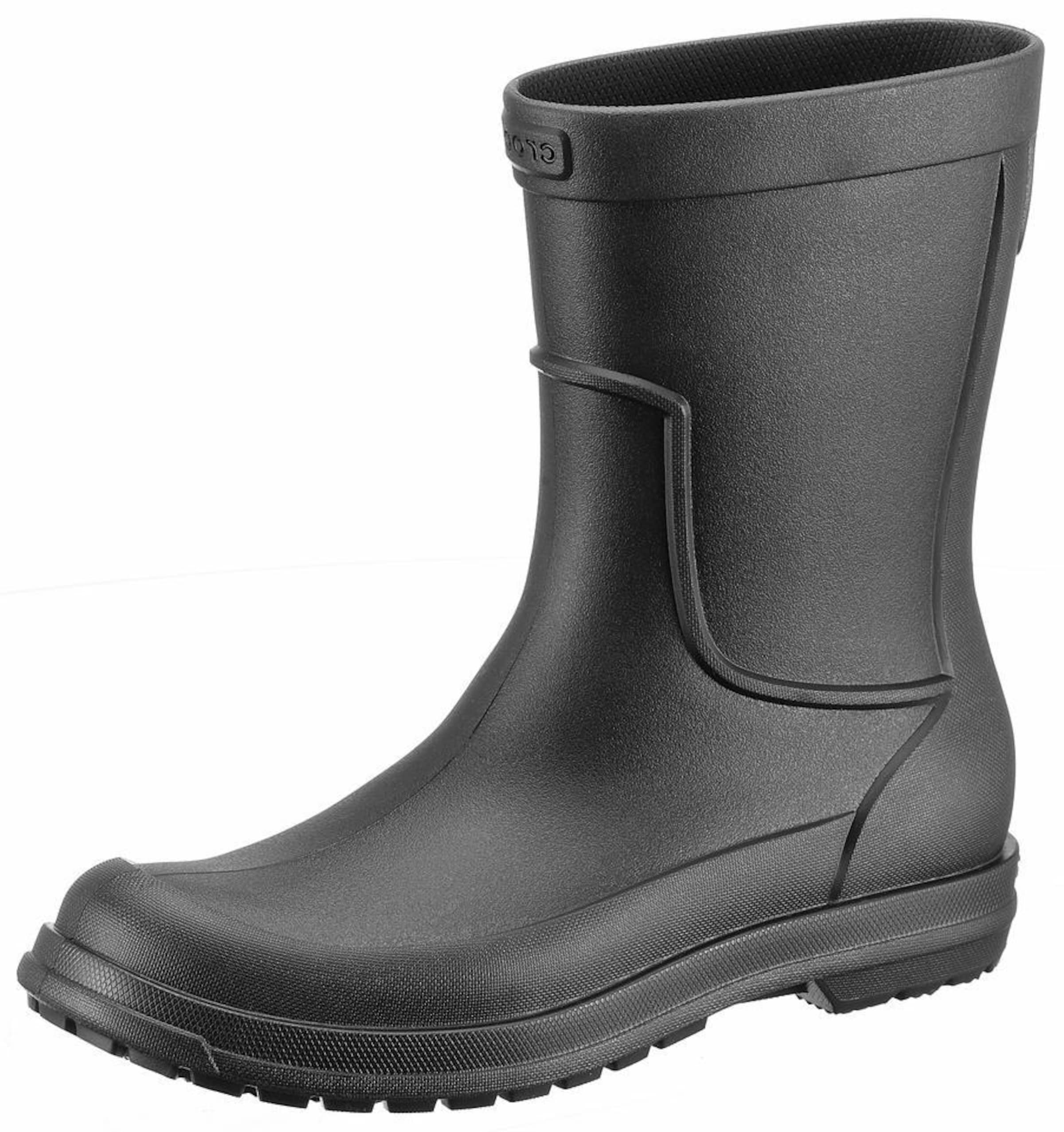 Gummistiefel Cast Boot Rain M' In Schwarz Crocs 'all IY2H9WED
