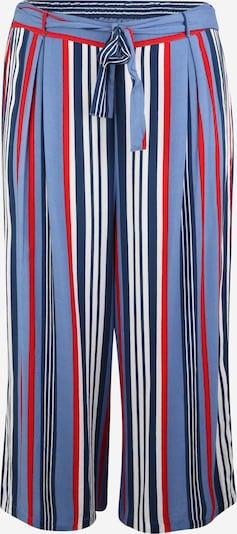 Pantaloni 'Peggy Z1' Z-One pe albastru / albastru deschis / roșu / alb, Vizualizare produs