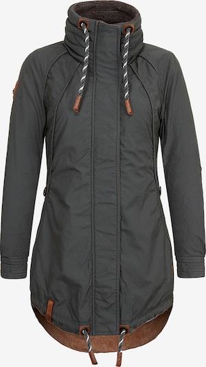 naketano Prehodna jakna 'Tanaka' | temno zelena barva, Prikaz izdelka