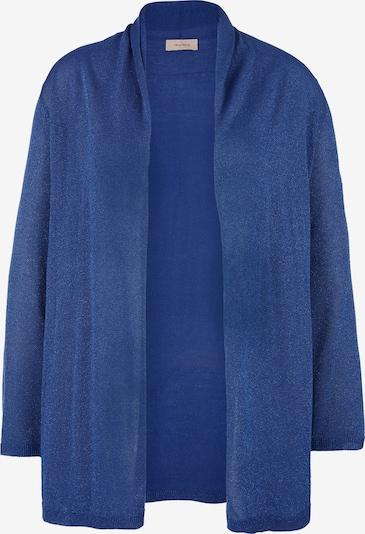 TRIANGLE Strickjacke in blau, Produktansicht