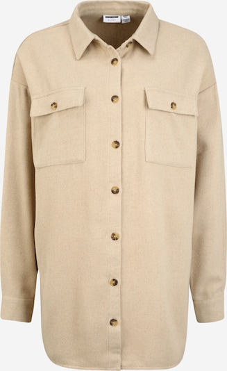 Noisy may Jacke 'Flanny' in creme, Produktansicht