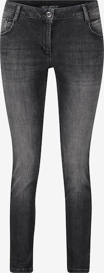 Betty Barclay Slim Fit-Jeans mit Reißverschluss in dunkelgrau, Produktansicht