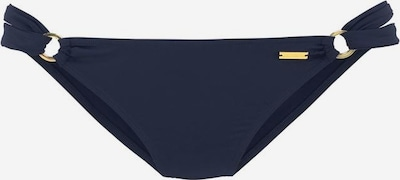 LASCANA Bikinihose 'Simple' in navy, Produktansicht