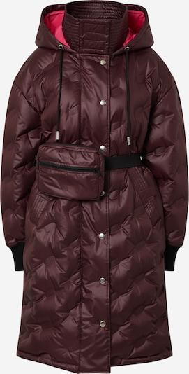 DIESEL Manteau mi-saison 'Lalla' en rouge, Vue avec produit