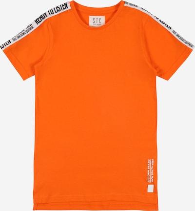 STACCATO T-Shirt en orange: Vue de face