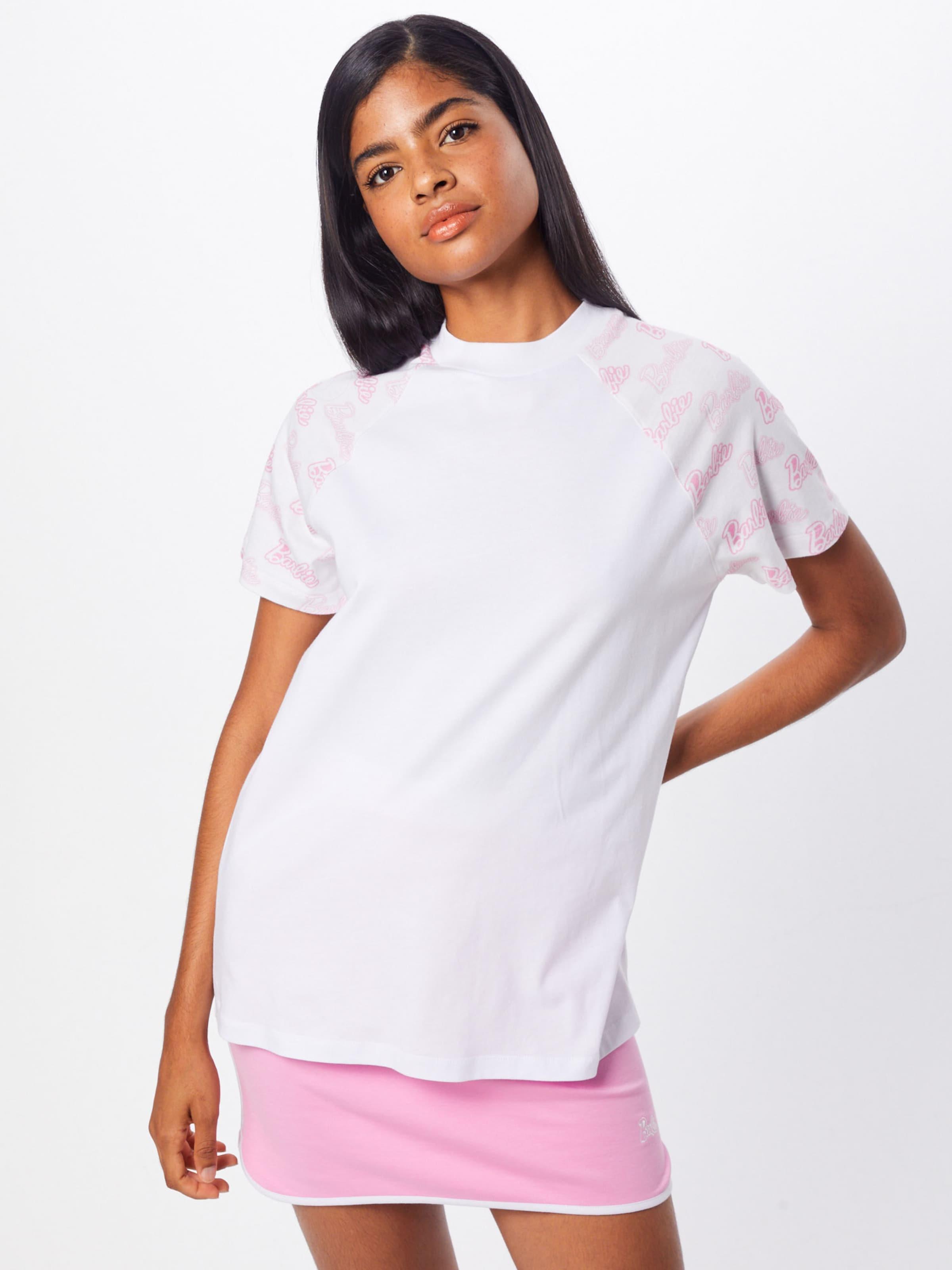 You 'bianca' About X Barbie shirt In T Weiß PkZiXOu
