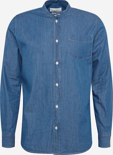 By Garment Makers Hemd 'Richard' in blau, Produktansicht