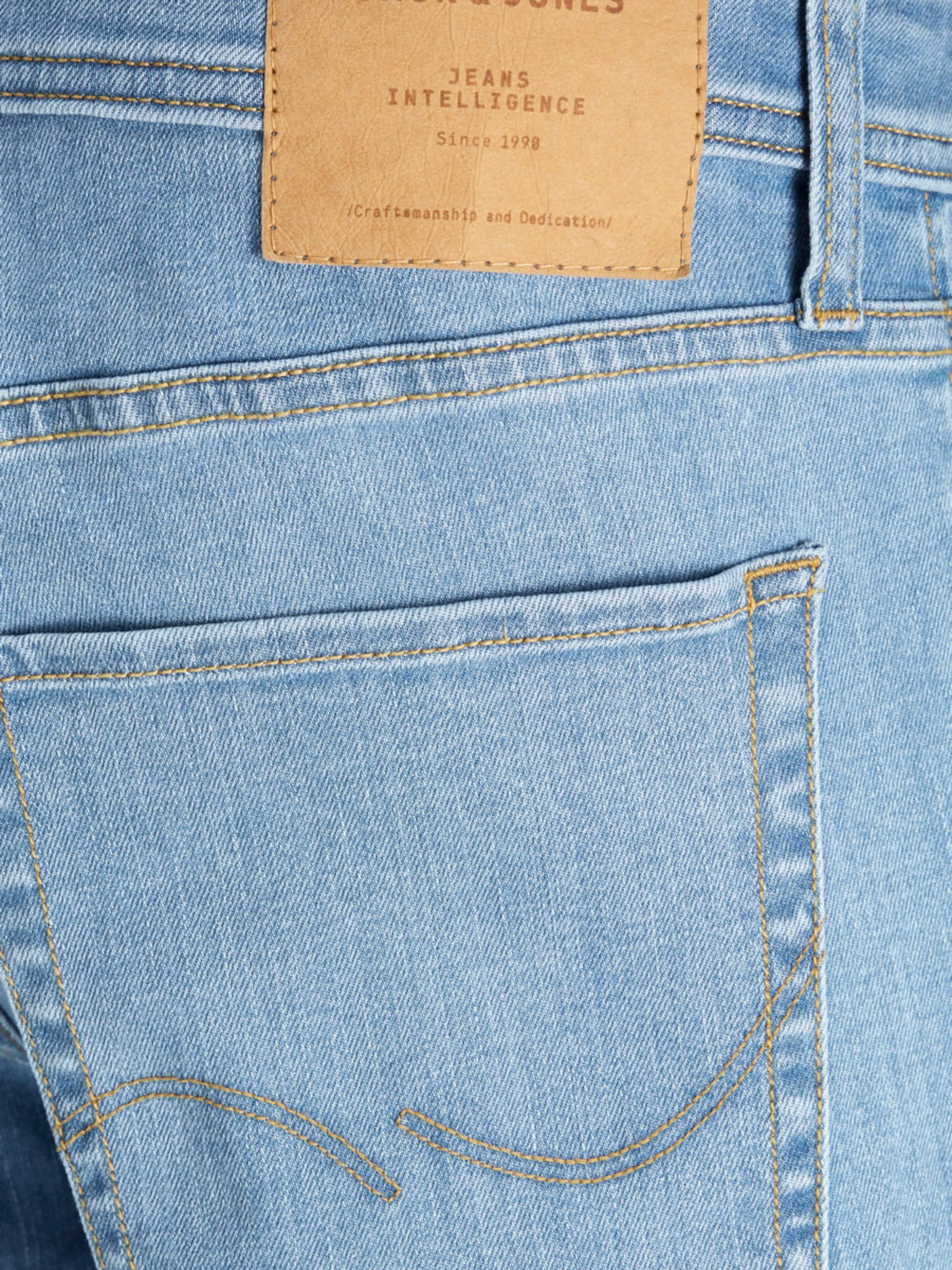 JACK & JONES Skinny Fit Jeans 'LIAM ORIGINAL AM 725' Günstige Online Sm27uJ9xB