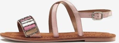 Sandalo LASCANA di colore rosa, Visualizzazione prodotti