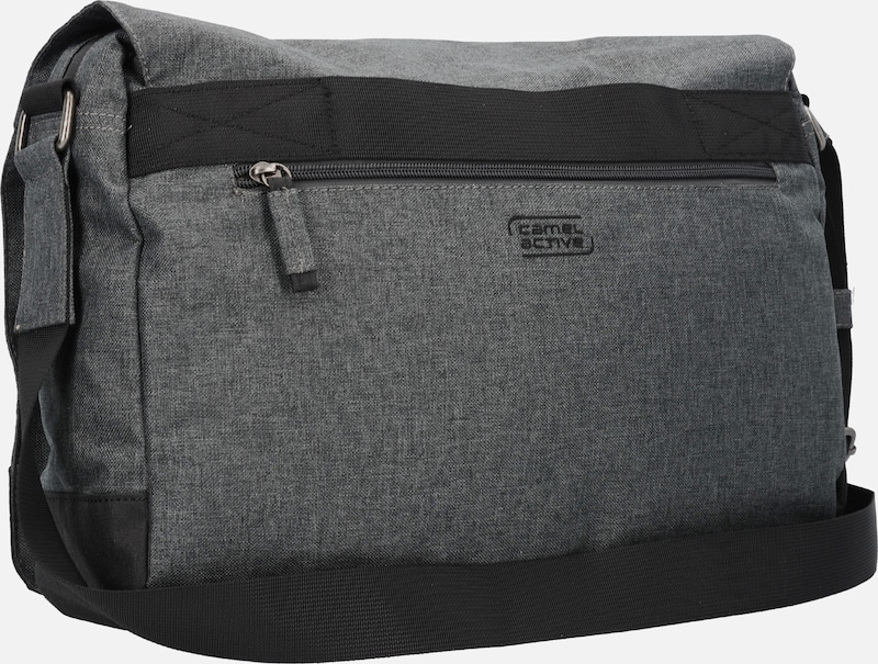 CAMEL ACTIVE Messengerbag mit Laptopfach 'Hong Kong'