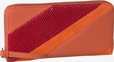 Liebeskind Berlin Kellnerbörse ' Fancy Sally ' in orange / rot, Produktansicht