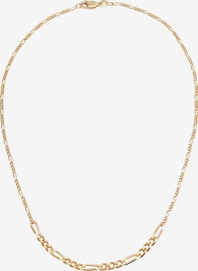 ELLI PREMIUM Halskette 'Figaro' in gold, Produktansicht
