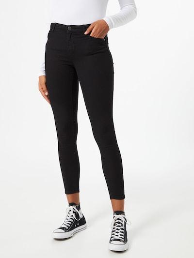 ONLY Jeans 'Iris' in schwarz: Frontalansicht