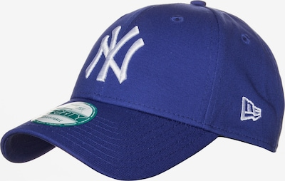 NEW ERA Pet '9Forty League Basic' in de kleur Blauw / Wit, Productweergave