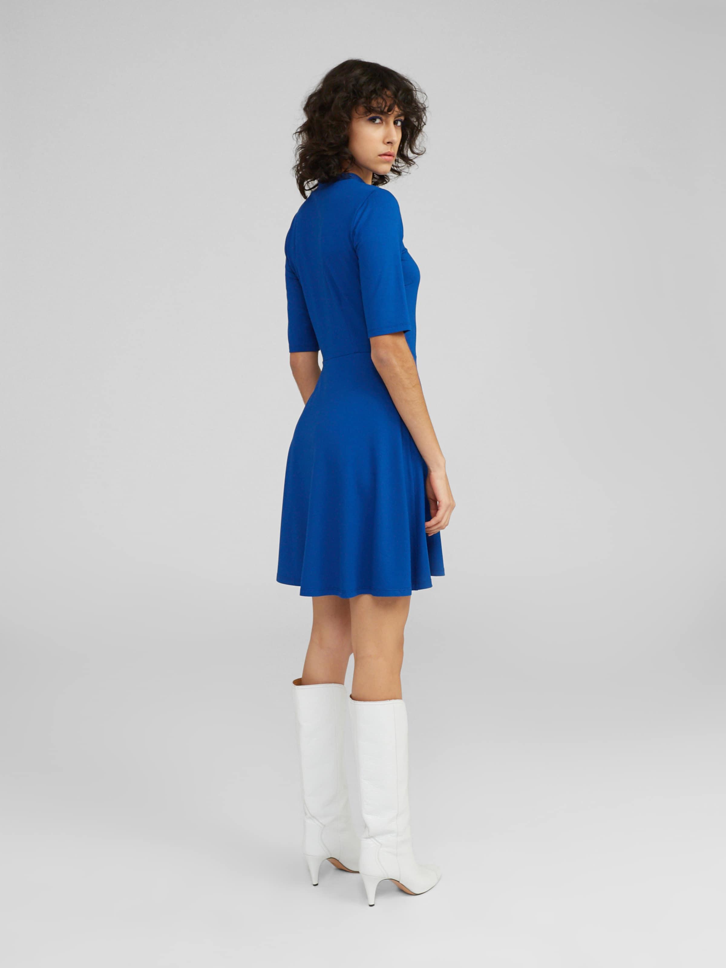 EDITED Klänning 'Isalie' i blå