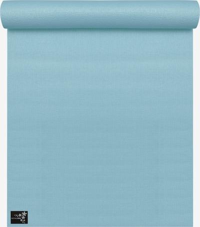 YOGISTAR.COM Yogamatte '183 cm x 61 cm x 4 mm' in blau, Produktansicht