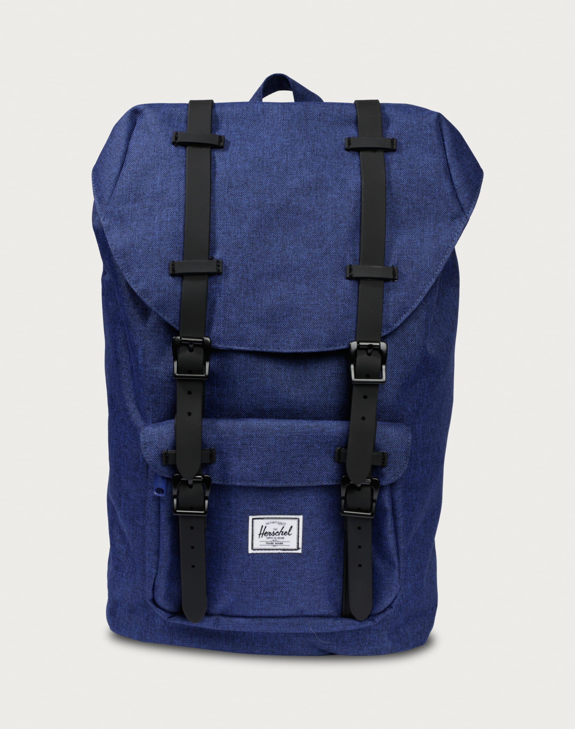 Sehr Billig Empfehlen Herschel Rucksack mit Laptop-Fach 'Little America Mid-Volume' Billig Verkauf Besuch Neu CERVPNr05N