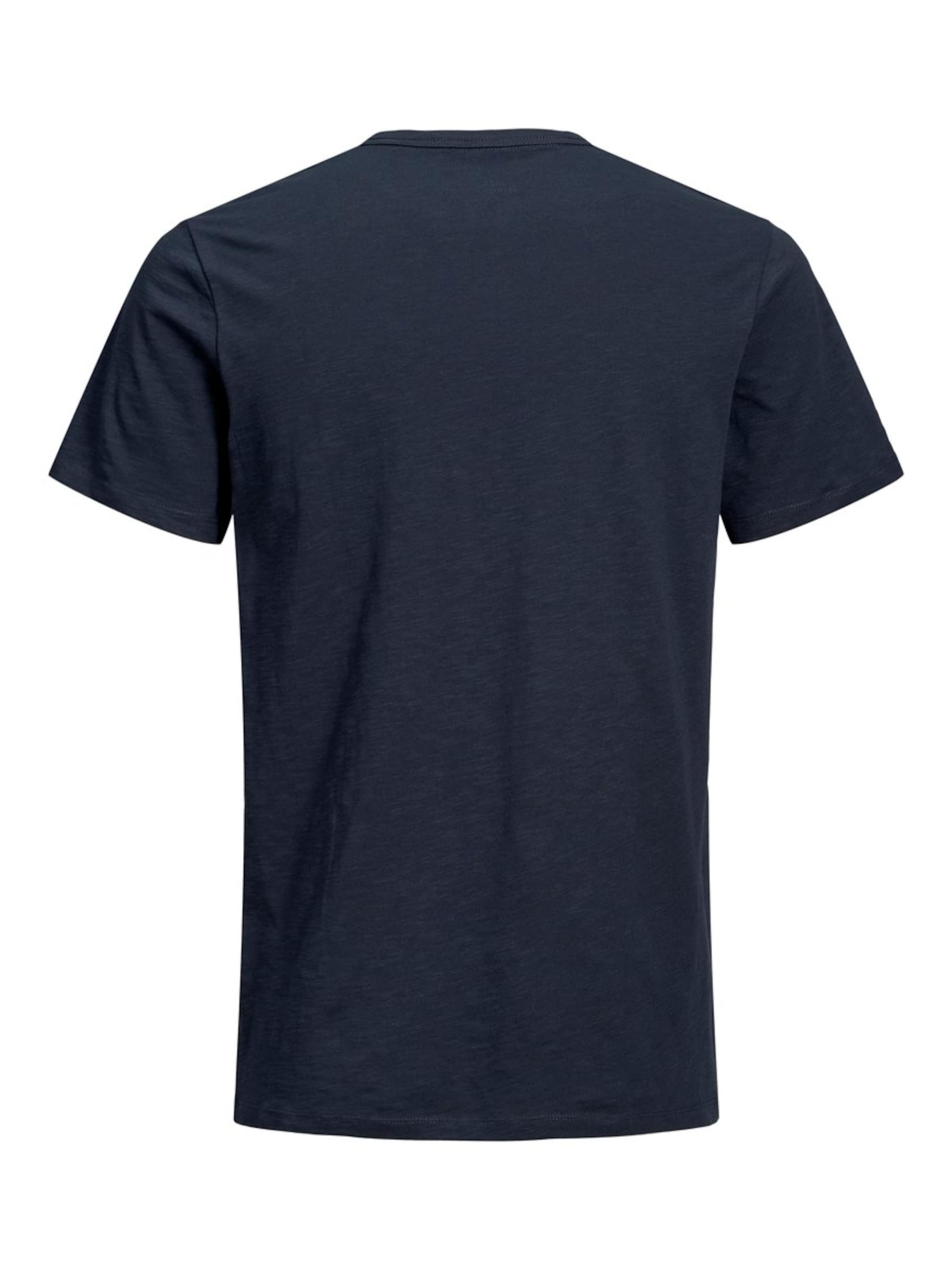 Jones T En Jackamp; Outremer Bleu shirt YWEH2DIe9
