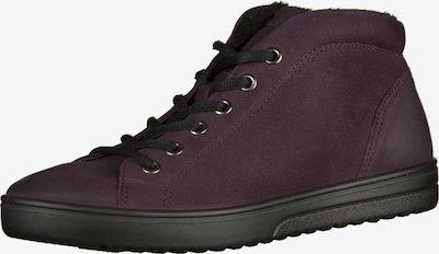 ECCO Sneakers 'Fara' in pflaume, Produktansicht