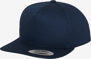 Flexfit Czapka z daszkiem w kolorze niebieski