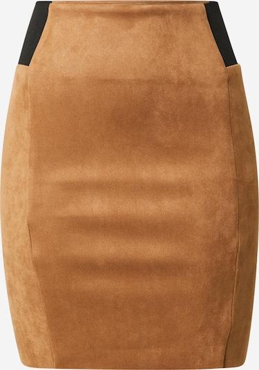 VERO MODA Sukňa 'CAVA' - svetlohnedá / čierna, Produkt