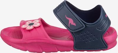 KangaROOS Badeschuhe KangaSwim II in pink, Produktansicht