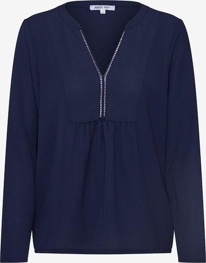 ABOUT YOU Blouse 'Laurine' in Nachtblauw YqgnrkdG