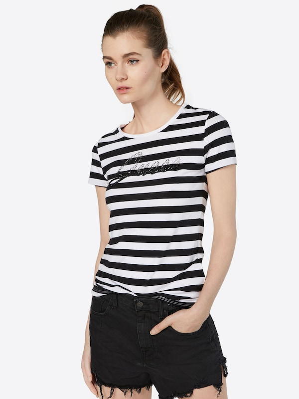 GUESS T-Shirt 'SHINY LOGO TEE'