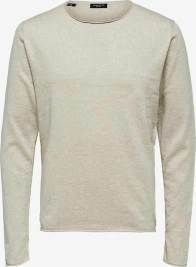 SELECTED HOMME Pullover 'SHDDOME CREW NECK NOOS' in sand, Produktansicht