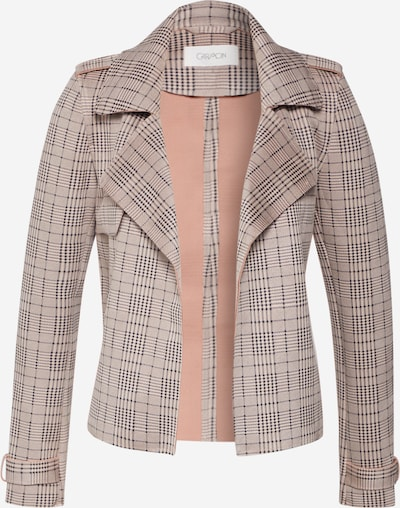 Cartoon Jacke in beige / grau, Produktansicht