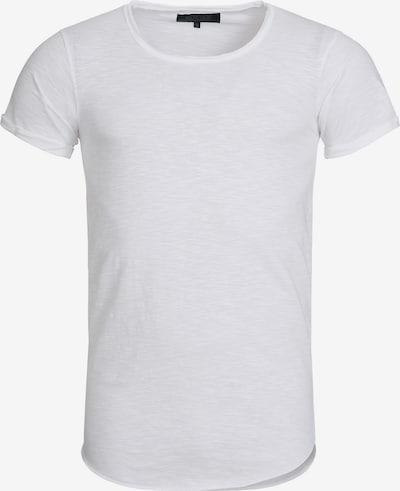 INDICODE JEANS T-Shirt 'Willbur' en blanc, Vue avec produit