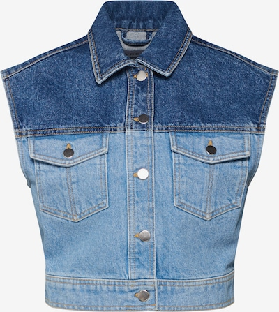 IVYREVEL Weste in blue denim, Produktansicht