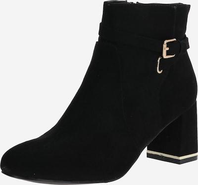 Dorothy Perkins Stiefeletten 'BUCKLE BOOT' in schwarz, Produktansicht