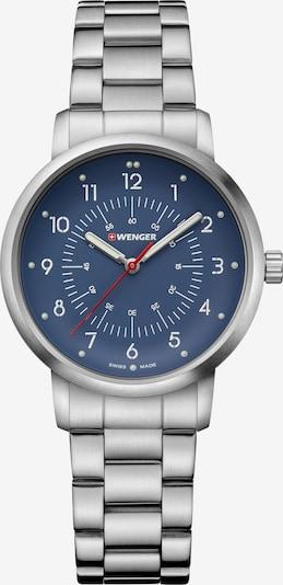 WENGER Uhr 'Avenue' in nachtblau / silber, Produktansicht