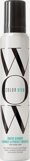 Color WOW Haarmousse 'Brassed Banned Mousse' in schwarz / weiß, Produktansicht