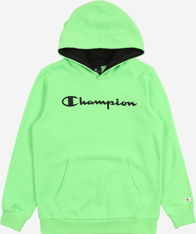 Champion Authentic Athletic Apparel Sweat-shirt en vert, Vue avec produit