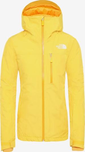 THE NORTH FACE Jacke 'Descendit' in gelb, Produktansicht