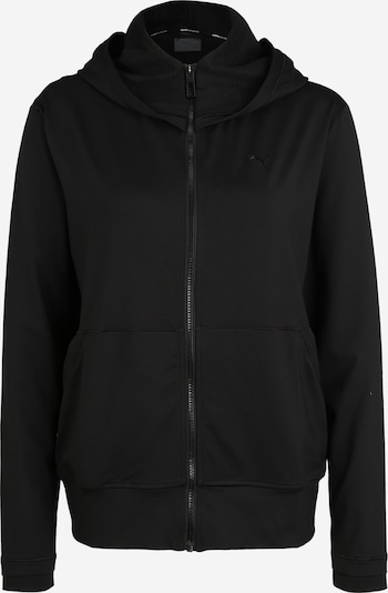 PUMA Sportovní mikina s kapucí 'Studio Yogini' - černá, Produkt
