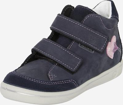 Pepino Sneakers 'LARA' in de kleur Marine / Navy / Rosa / Donkerroze, Productweergave