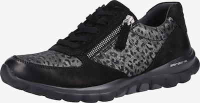GABOR Sneakers laag in de kleur Grijs / Zwart, Productweergave