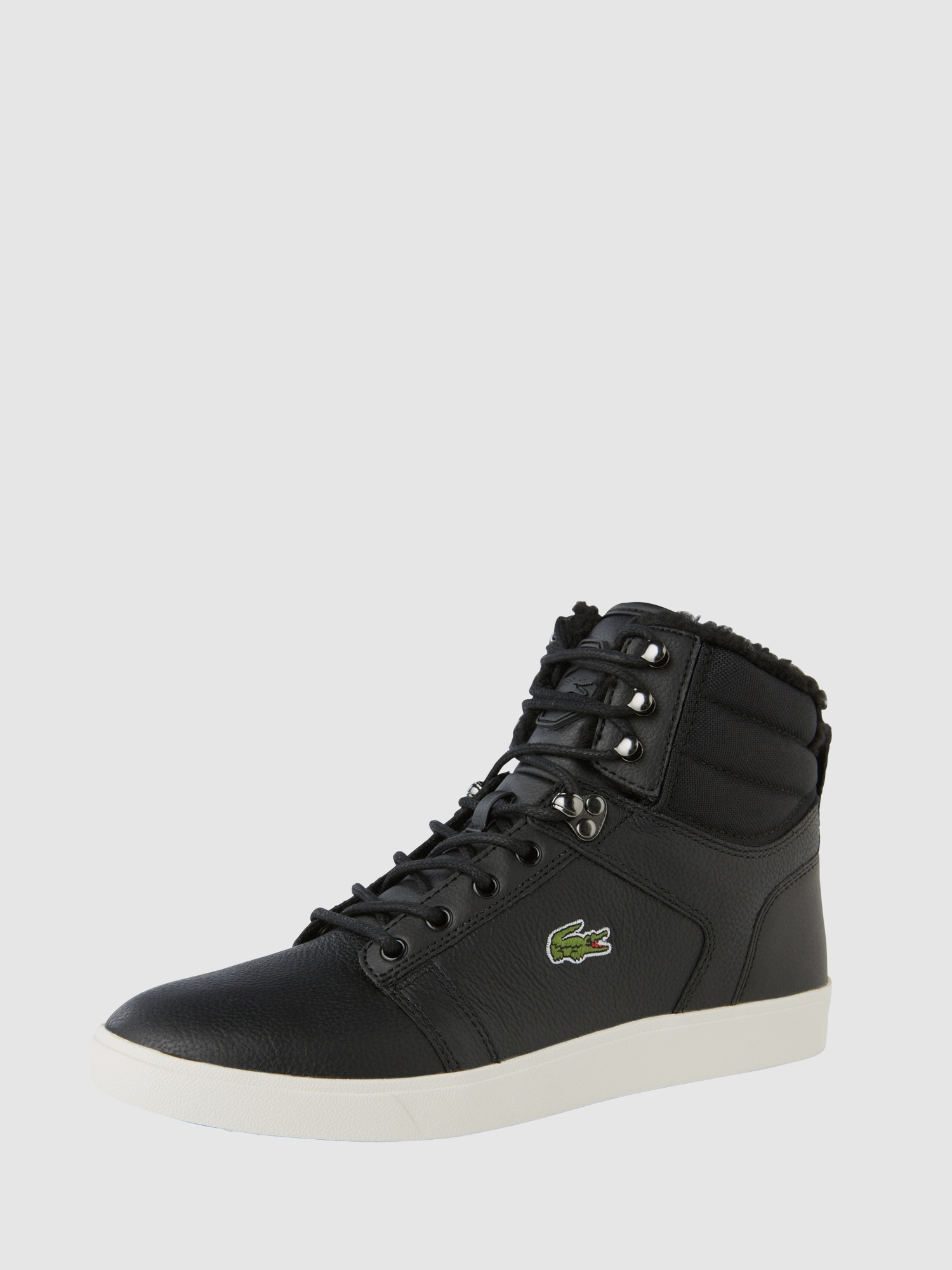 lacoste sneaker 39 orelle put spm 39 in schwarz about you. Black Bedroom Furniture Sets. Home Design Ideas