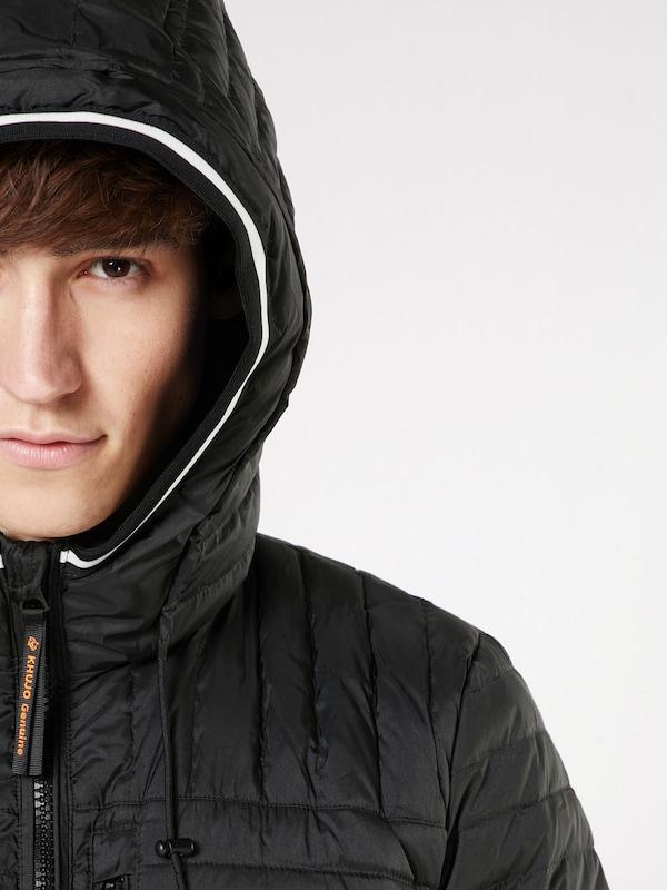 khujo Gesteppte Winterjacke 'Adem'