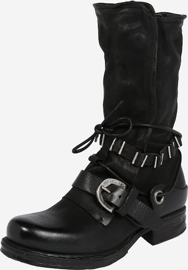 A.S.98 Boots 'Saintec' in Black, Item view