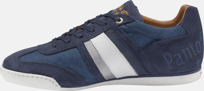 Grau Sneaker Pantofola Marine D'oro Weiß 'imola' 5T5q6BI