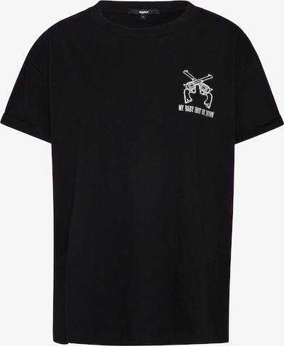 tigha T-Shirt 'Shot Me Down' in schwarz, Produktansicht