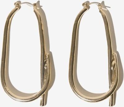EDITED Kolczyki 'Camella' w kolorze złotym, Podgląd produktu