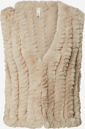 Soyaconcept Kootud vest 'Nabi' liiv, Tootevaade
