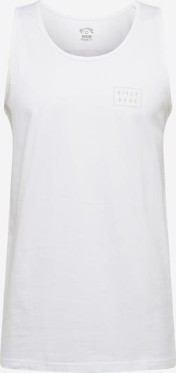 BILLABONG T-Shirt en blanc, Vue avec produit