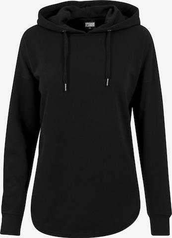 Urban Classics Sweatshirt in Black